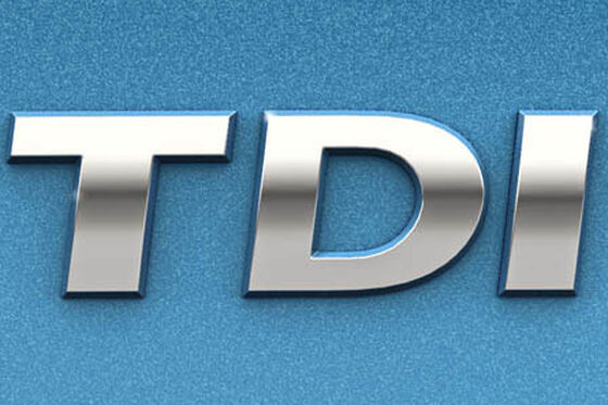 Logotip VW TDI